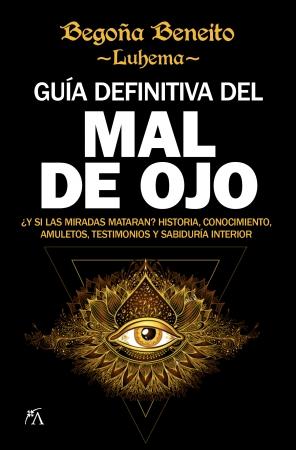 Portada del libro Guía definitiva del mal de ojo
