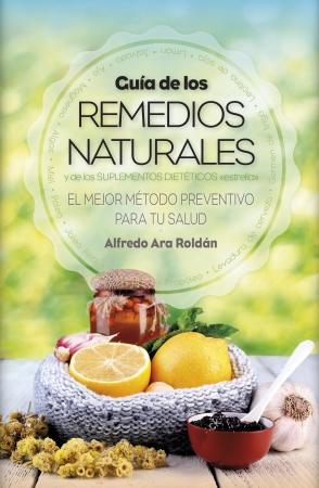 Portada del libro Guía de los remedios naturales