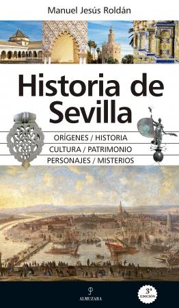 Portada del libro Historia de Sevilla