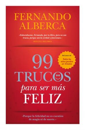 Portada del libro 99 trucos para ser más feliz