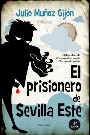 Portada del libro El prisionero de Sevilla Este