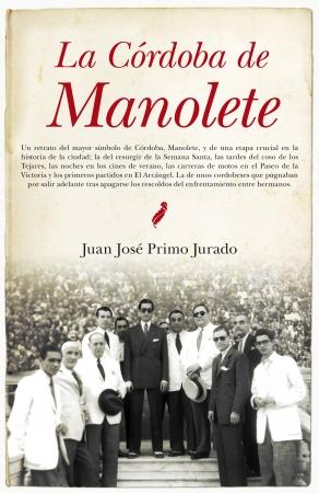 Portada del libro La Córdoba de Manolete