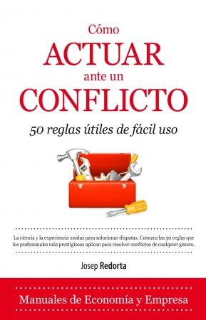 Portada del libro Cómo actuar ante un conflicto