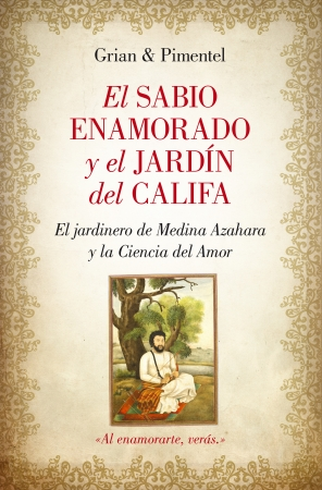 Portada del libro El sabio enamorado y el jardín del Califa