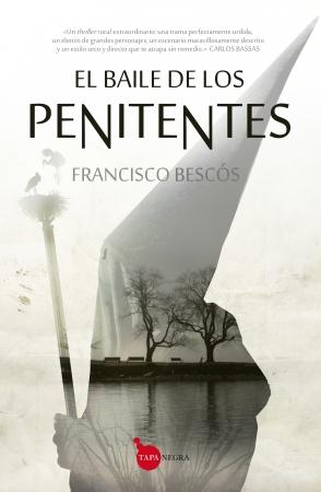 Portada del libro El baile de los penitentes