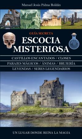Portada del libro Escocia Misteriosa