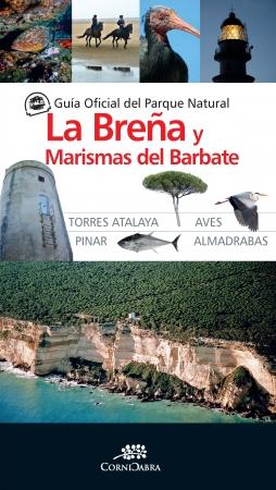 Portada del libro Guía Oficial del Parque Natural de La Breña y Marismas del Barbate