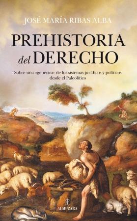 Portada del libro Prehistoria del derecho
