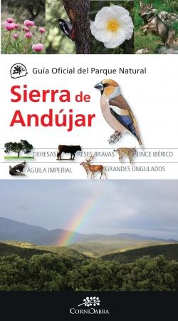 Portada del libro Guía Oficial del Parque Natural Sierra de Andújar