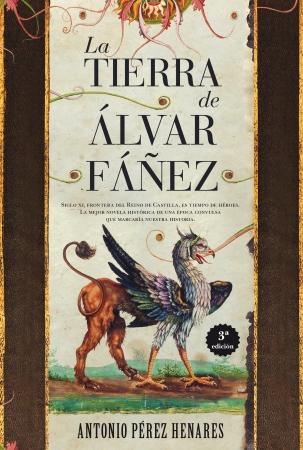 Portada del libro La tierra de Álvar Fáñez