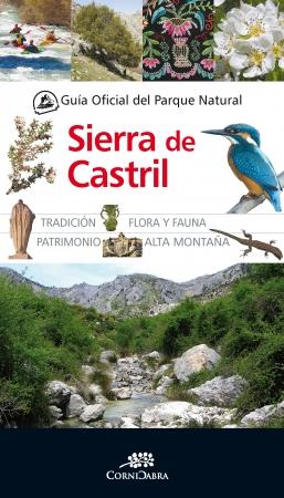 Portada del libro Guía Oficial del Parque Natural de la Sierra de Castril