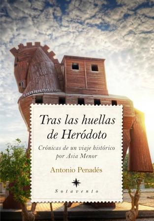 Portada del libro Tras las huellas de Heródoto