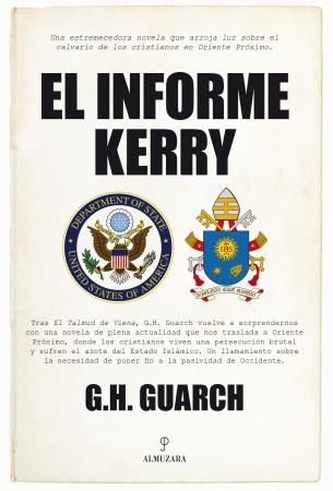 Portada del libro El informe Kerry