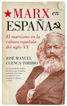 Portada del libro Marx en España