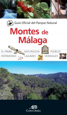 Portada del libro Guía Oficial del Parque Natural Montes de Málaga