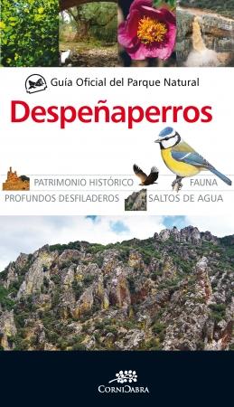 Portada del libro Guía Oficial del Parque Natural Despeñaperros