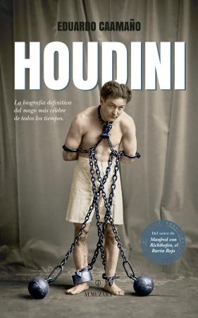 Portada del libro Houdini