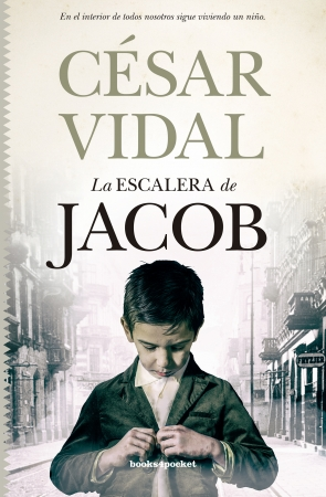 Portada del libro La escalera de Jacob