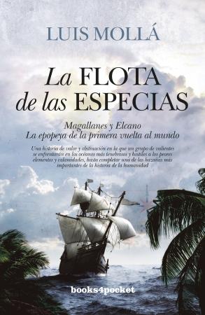 Portada del libro La flota de las especias