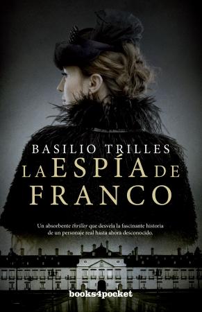 Portada del libro La espía de Franco