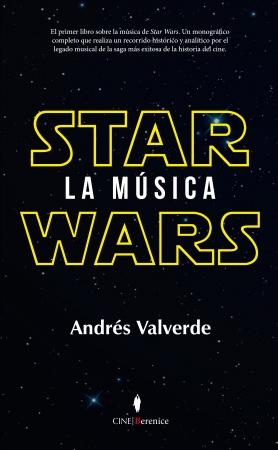 Portada del libro Star Wars. La música