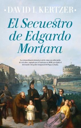 Portada del libro El secuestro de Edgardo Mortara