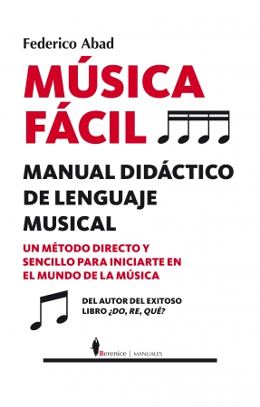 Portada del libro Música fácil