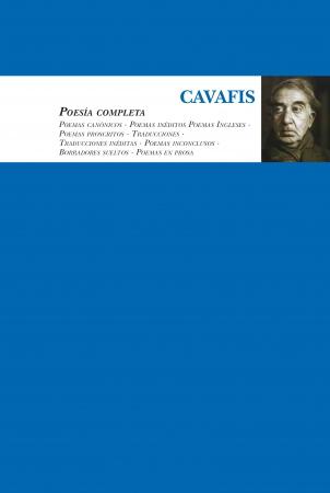 Portada del libro Cavafis (Poesía completa)