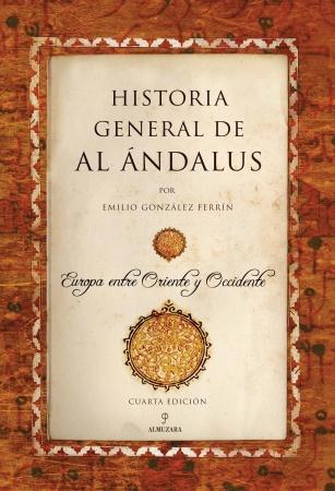 Portada del libro Historia general de Al Ándalus