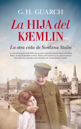 Portada del libro La hija del Kremlin