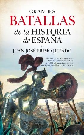 Portada del libro Grandes batallas de la historia de España