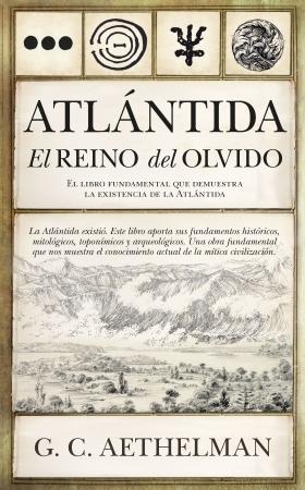 Portada del libro Atlántida