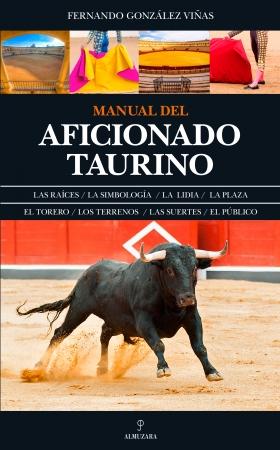 Portada del libro Manual del aficionado taurino