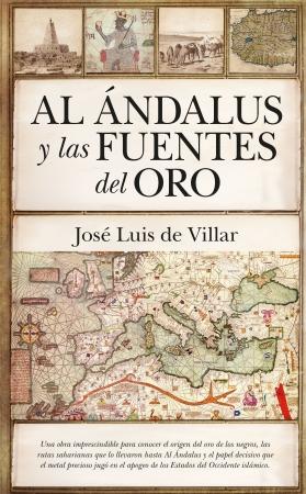 Portada del libro Al Ándalus y las Fuentes del Oro