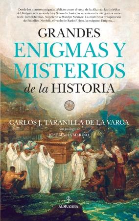 Portada del libro Grandes enigmas y misterios de la Historia