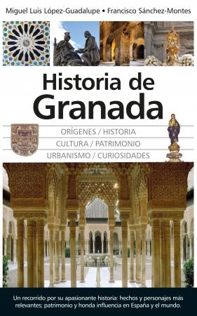 Portada del libro Historia de Granada