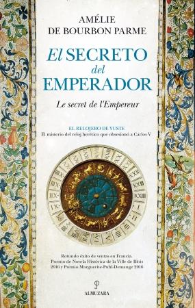 Portada del libro El secreto del Emperador