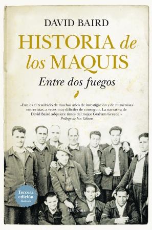 Portada del libro Historia de los maquis (N.E.)