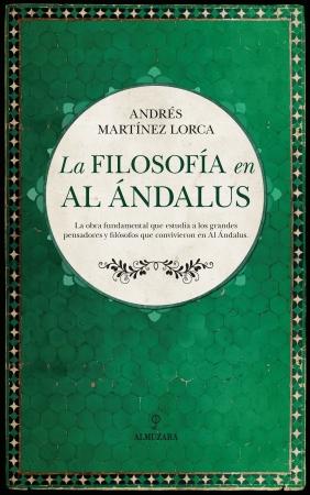 Portada del libro La filosofía en Al Ándalus