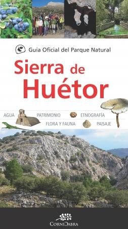 Portada del libro Guía Oficial del Parque Natural Sierra de Huétor