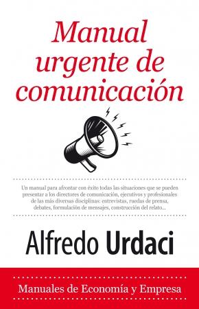 Portada del libro Manual urgente de comunicación