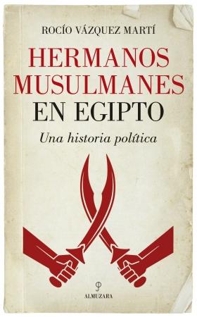 Portada del libro Hermanos Musulmanes en Egipto