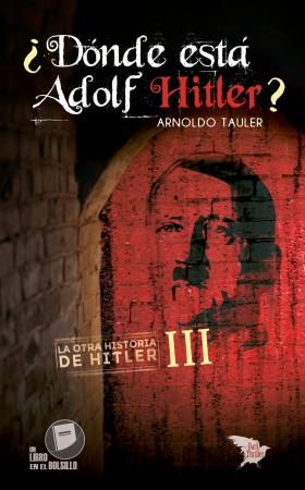 Portada del libro ¿Dónde está Adolf  Hitler?