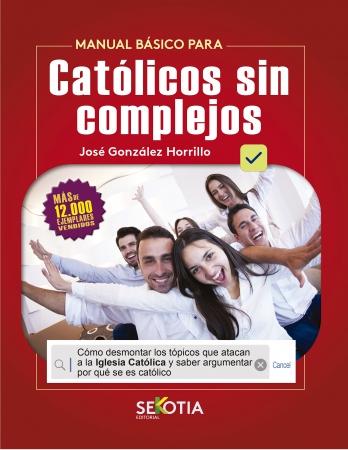 Portada del libro Católicos sin complejos
