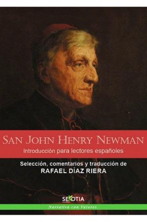 Portada del libro San John Henry Newman