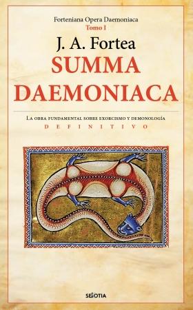 Portada del libro Summa Daemoniaca