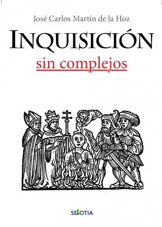 Portada del libro Inquisición sin complejos