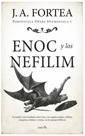 Portada del libro Enoc y los nefilim