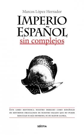 Portada del libro Imperio español sin complejos