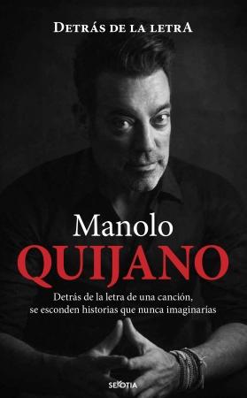 Portada del libro Quijano. Detrás de la letra